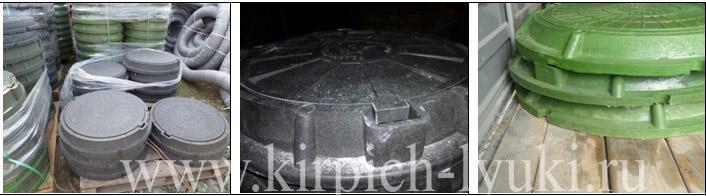 Люки полимерные по ТУ 5772-001-65731944-2013