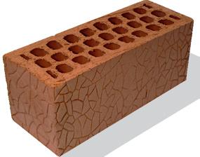 Камень керамический крупноформатный малый