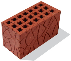 Камень керамический 2,1НФ