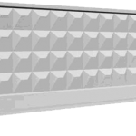 Забор железобетонный из панелей