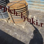 Люк чугунный канализационный тяжелый ГОСТ 3634-99