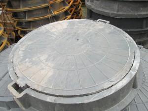 Произведена отгрузка люков полимерных по ТУ в город Таганрог